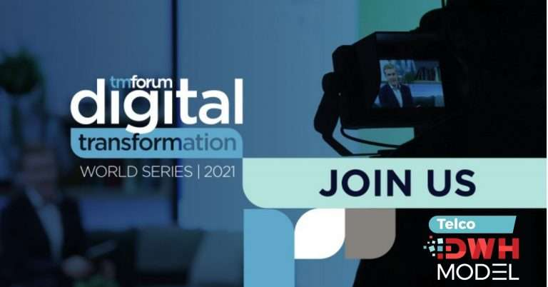 TM Forum Digital transformation world series - Telco DWH
